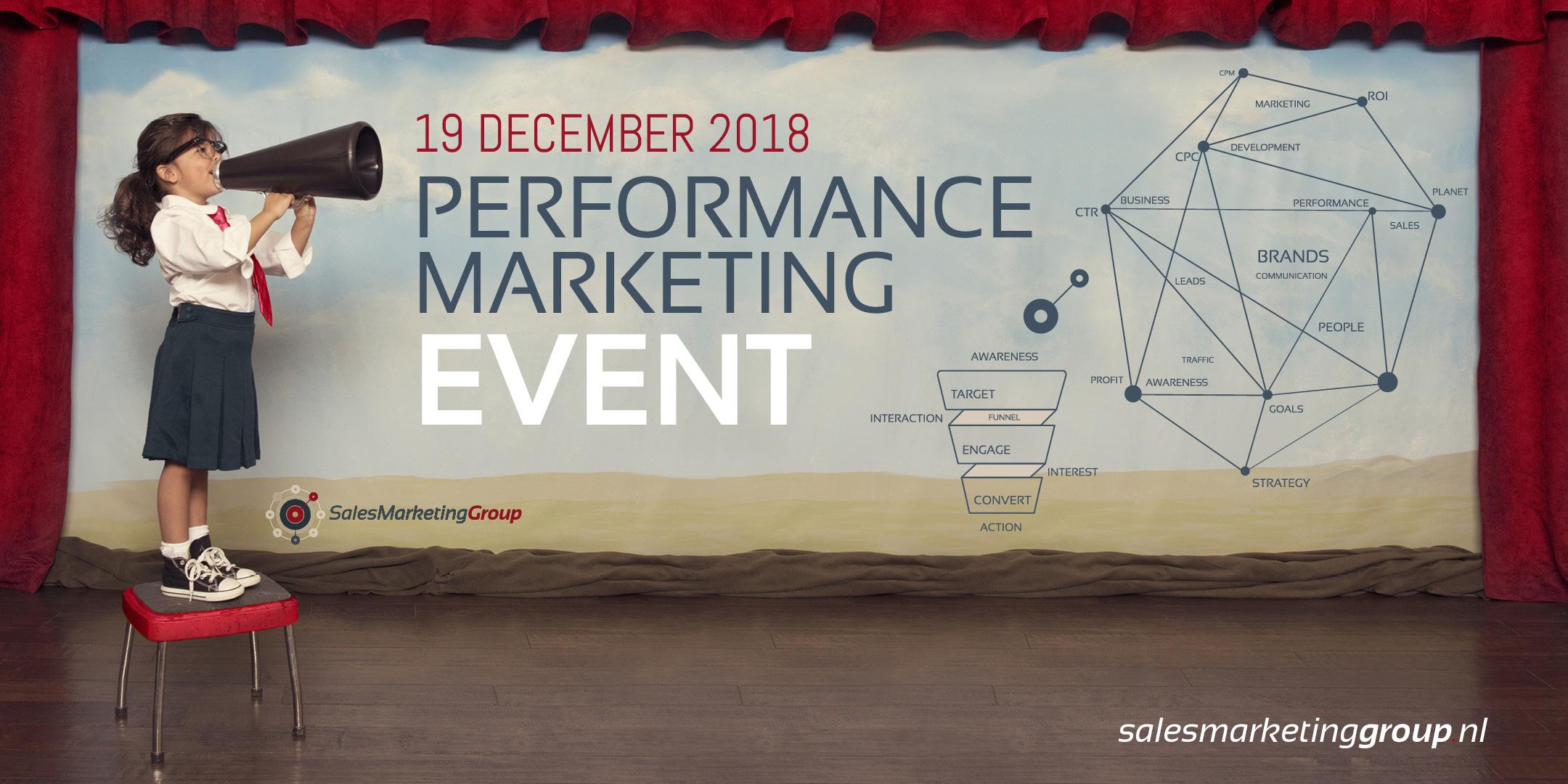 Performance Marketing Event 2018