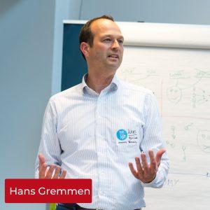 Hans Grimmen spreker SMG I&C