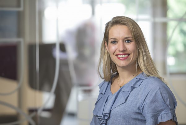 Patricia Sonius - Kruiniger smg ster Inspire & Connect oktober