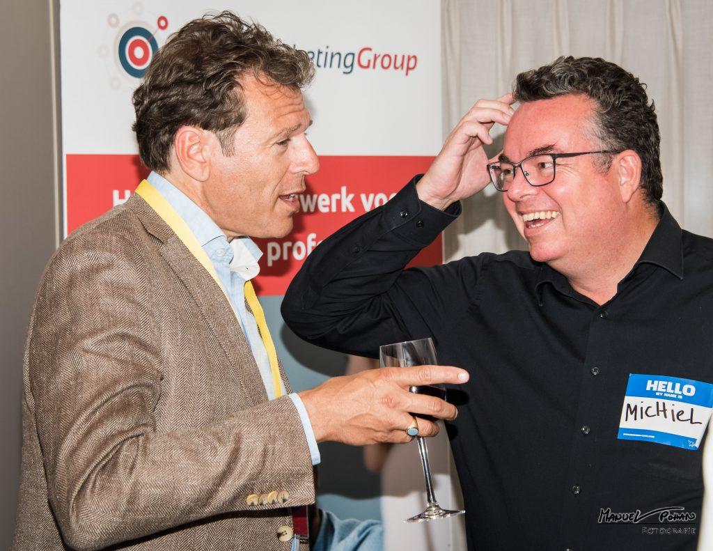 Michiel van Gaalen spreker Inspire & Connect