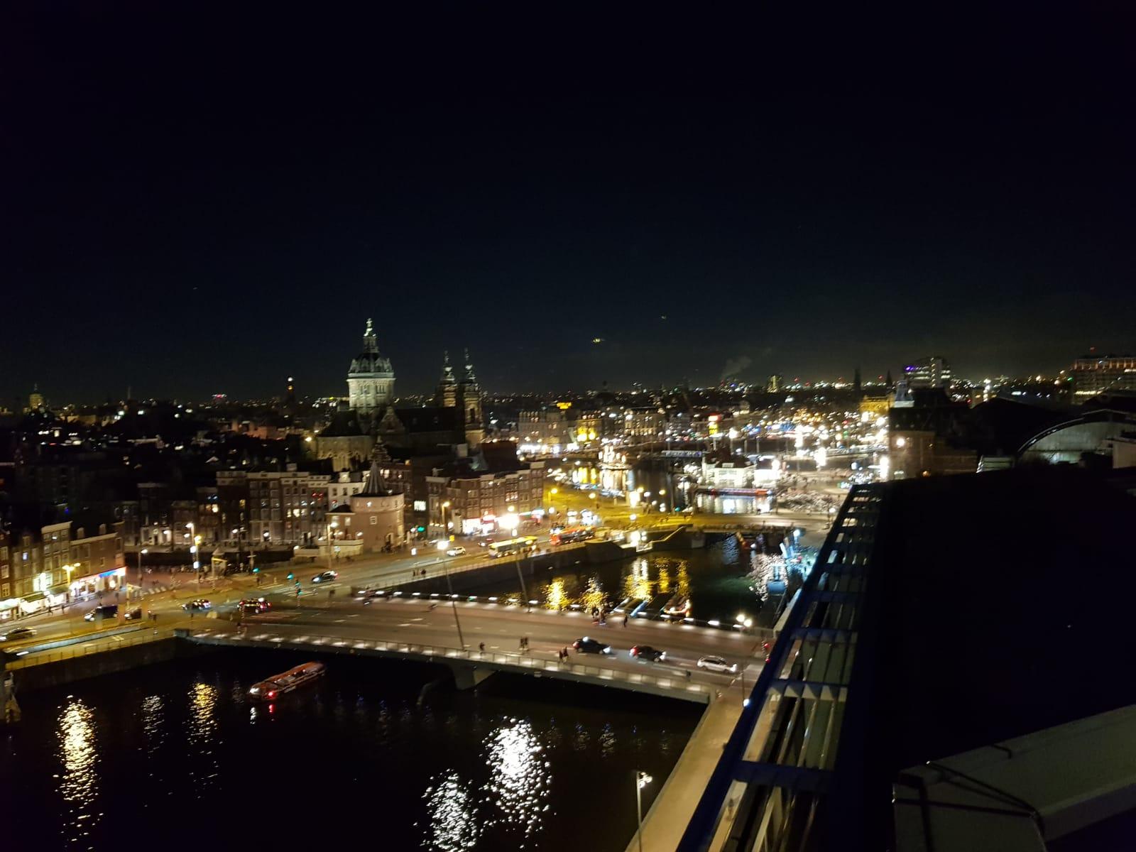 Partnerevent jan 2020 I Amsterdam Light Festival