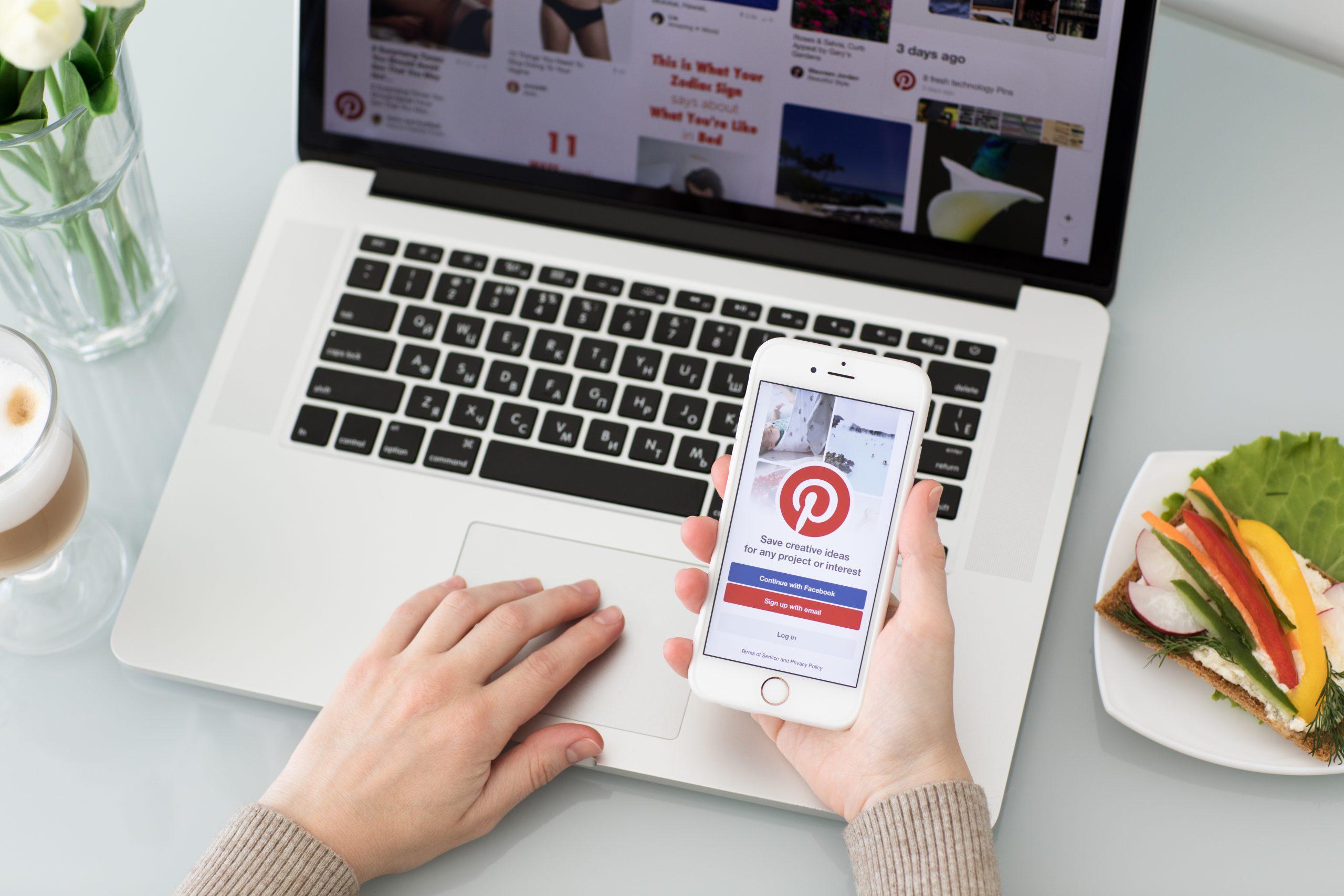27 mei | Inspire & Connect LIVE: Pinterest en E-commerce