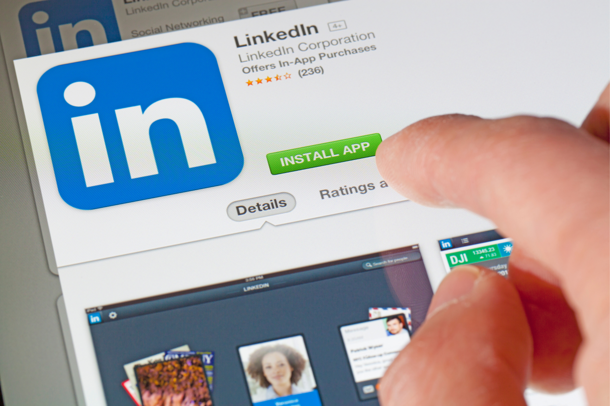 14 april | Inspire & Connect LIVE: LinkedIn training met Dolf Kos